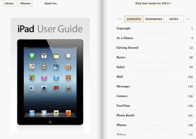 iPad iOS 5.1 User Guide